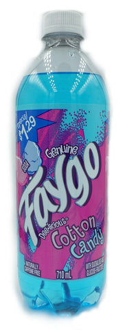 Faygo Cotton Candy 710mL