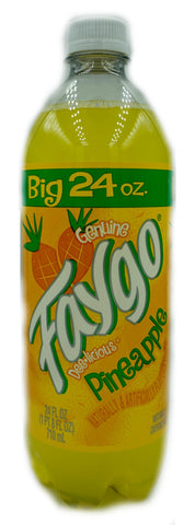 Faygo Pinapple 710mL
