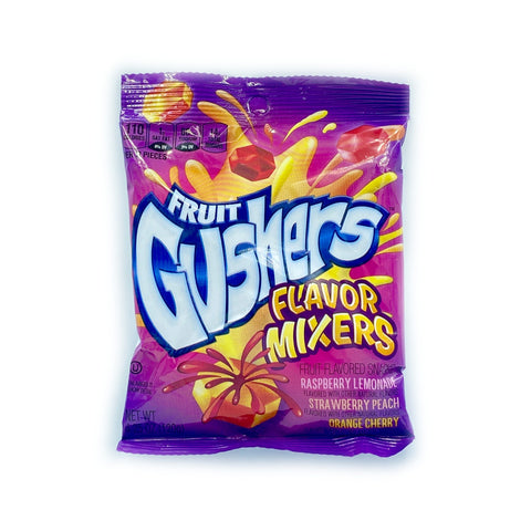 Fruit Gushers Flavour Mixers
