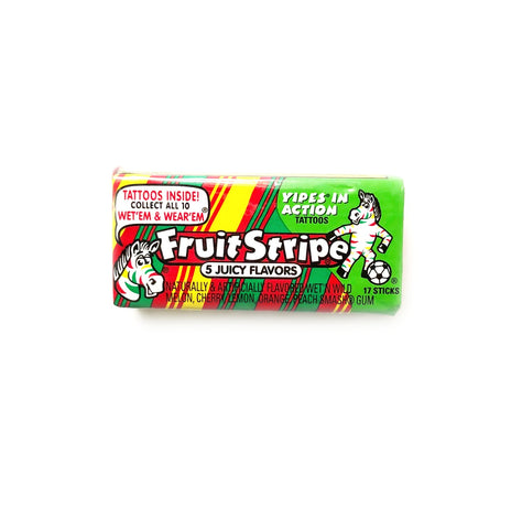 Fruit Stripe Gum