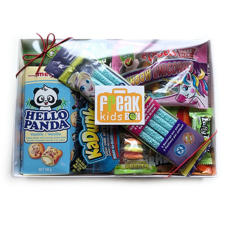 Kids Clear Lid Gift Box