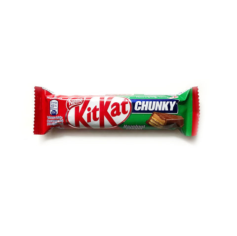 Kit Kat Chunky Hazelnut Cream