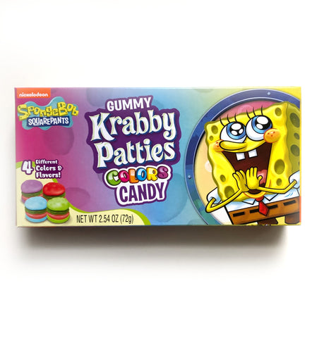 Rainbow Krabby Patties Theatre Box