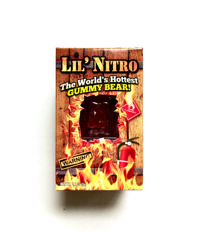 Lil Nitro World's HOTTEST Gummy Bear