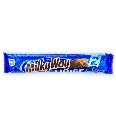 Milky Way Fudge - 2 Bars