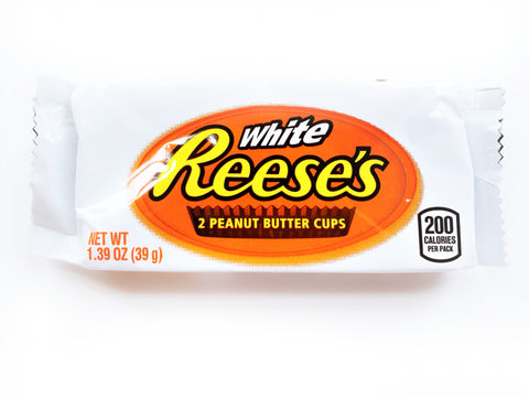 Reese's Peanut Butter Cups White