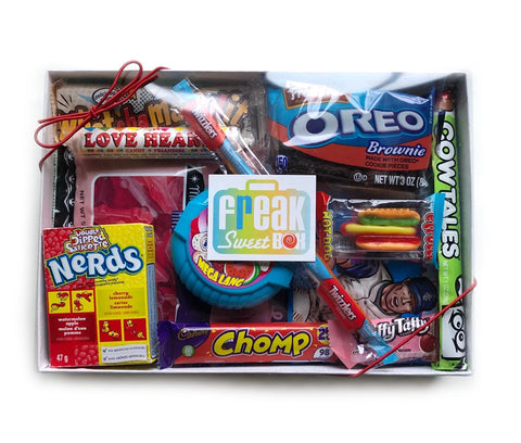 Sweet Clear Lid Gift Box