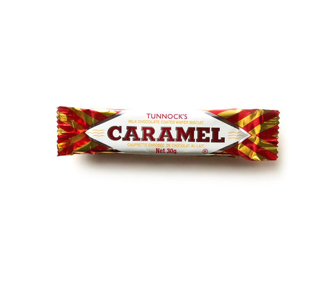 Tunnock's Milk Chocolate Caramel Bar