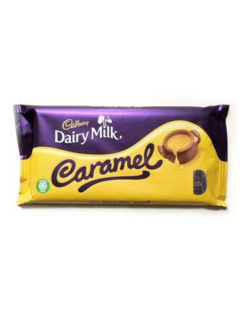 Jumbo UK Dairy Milk Caramel Bar