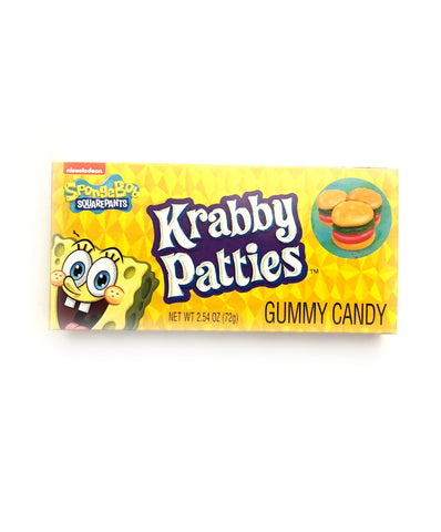 Gummy Krabby Patties Theatre Box