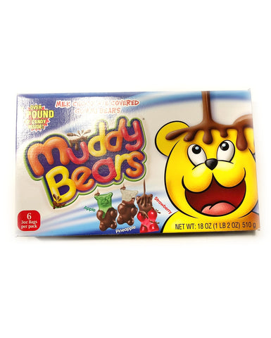 Extra-Large Muddy Bears Box