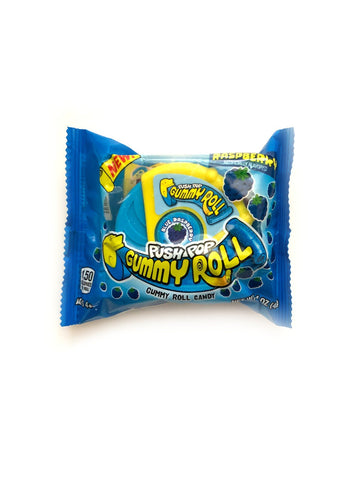 Push Pop Gummy Roll