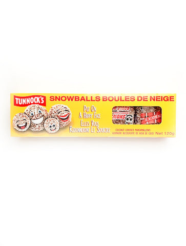Tunnock's Snowballs 4pack