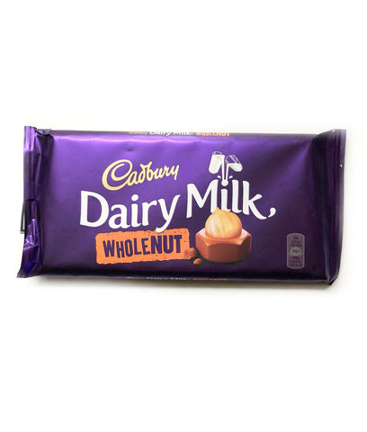 Jumbo Dairy Milk Wholenut Bar