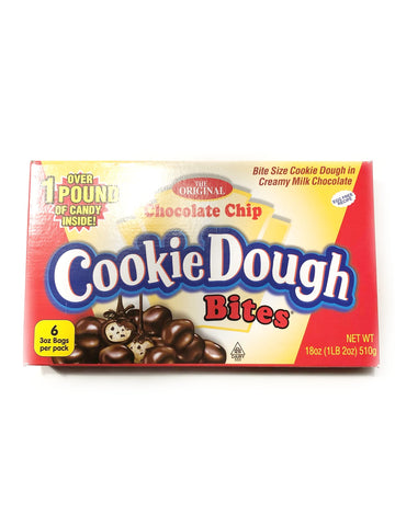 Extra Large Cookie Dough Bites Box