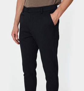 Como Pinstripe Suit Pants