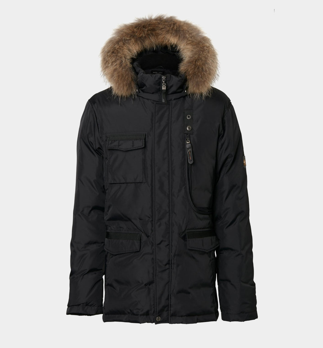 LIVIGNO MEN JKT BLK