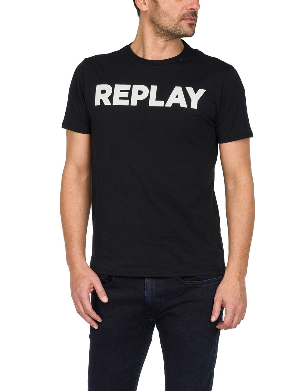T-SHIRT TEXT REPLAY