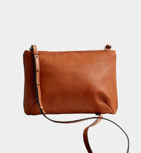 Trudy Leather Zip Bag