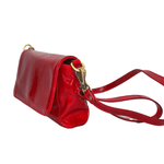 Load image into Gallery viewer, Women clutch Leather Bag_MILVIO