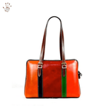 Load image into Gallery viewer, Women Shoulder Leather Bag_Tulum