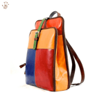 Load image into Gallery viewer, Women Leather Backpack_Tulua