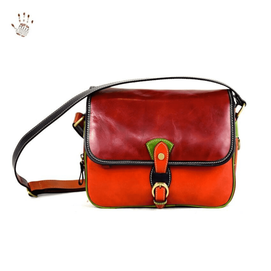 Women crossbody Leather Bag_Antigua