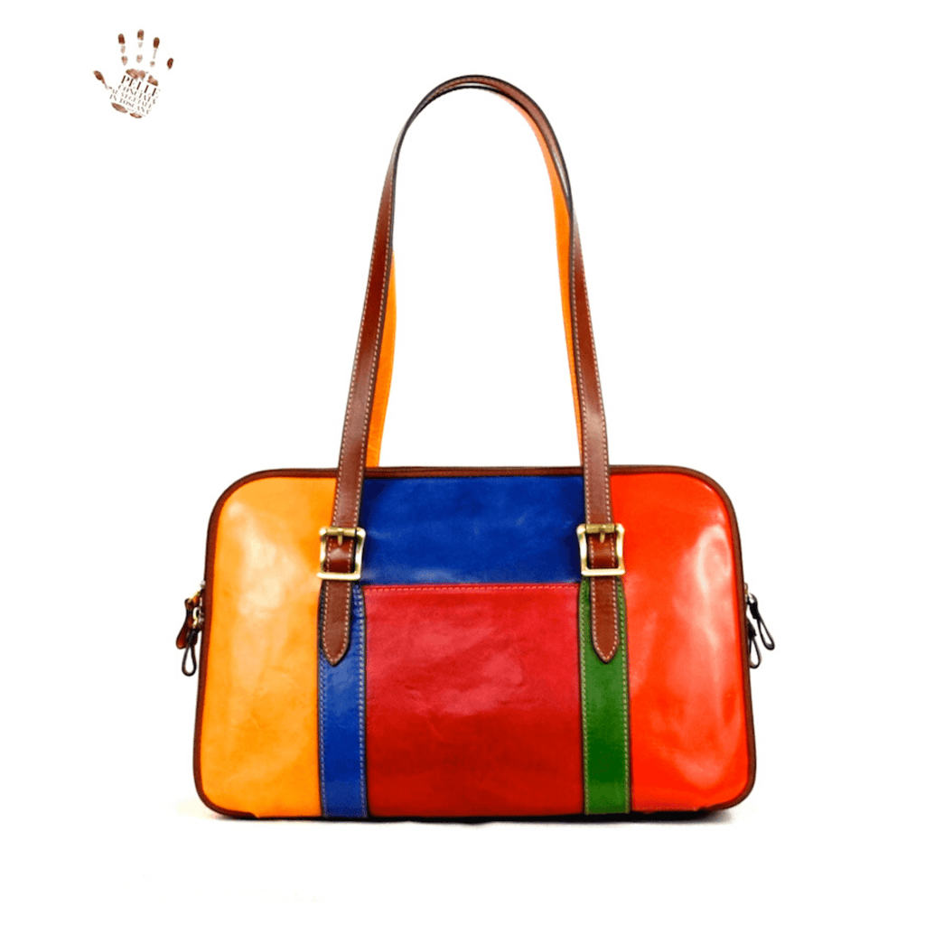 Women Shoulder Leather Bag_Cancun