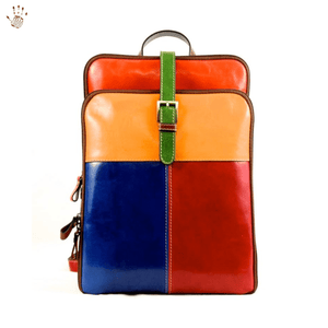 Women Leather Backpack_Tulua