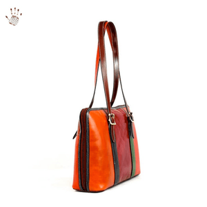 Women Shoulder Leather Bag_Tulum