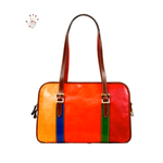 Load image into Gallery viewer, Women Shoulder Leather Bag_Cancun