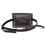 Load image into Gallery viewer, Women crossbody Leather Bag_Rialto Midnight Black