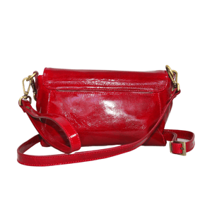 Women clutch Leather Bag_MILVIO