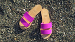 Load image into Gallery viewer, Neon Sandals_Purple