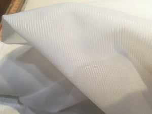 Interface - Tricot - White - 1/2 metre