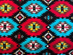 Quilting Cotton - Native Spirit - 1/2 metre