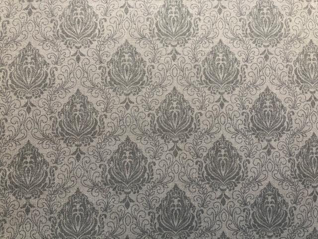 Quilting Cotton - grey  - 1/2 metre