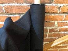 Load image into Gallery viewer, Linen Heavy - Black- 1/2 metre