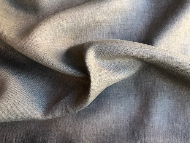 Linen Heavy - Taupe- 1/2 metre