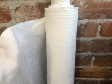 Load image into Gallery viewer, Linen Heavy - White- 1/2 metre