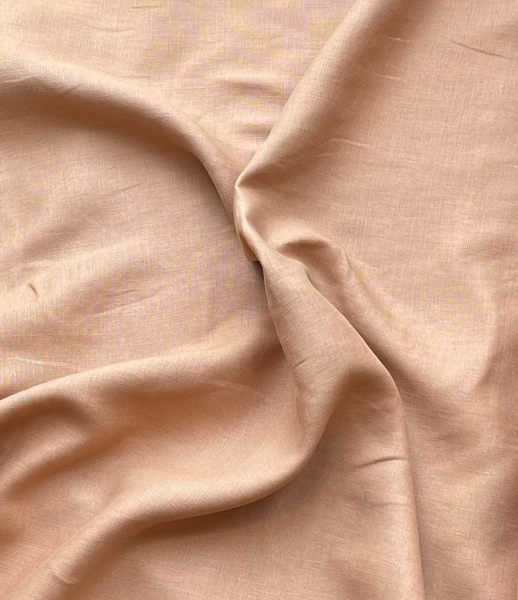 Linen Heavy - Butterscotch - 1/2 metre