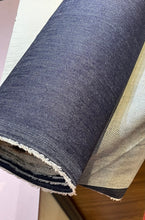 Load image into Gallery viewer, Italian Stretch denim Indigo - 1/2 metre