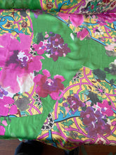 Load image into Gallery viewer, Silk Chiffon print #5 - 1/2 meter