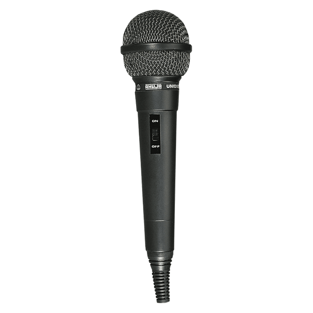 Ahuja Microphones Unidirectional Dynamic AUD-54
