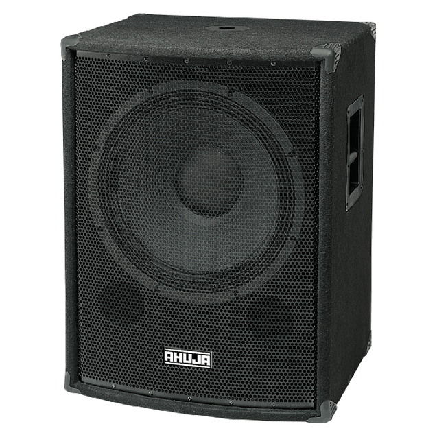 Ahuja Speakers PA Subwoofer Systems Model SWX 650