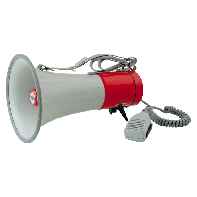 Ahuja Portable PA Megaphone Model AM-21SD