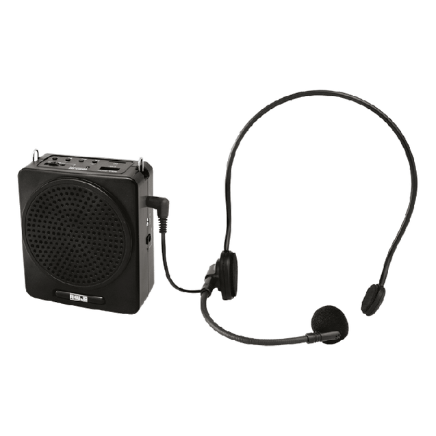 Ahuja Portable Neckband PA System Model NBA 15