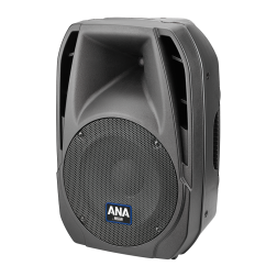 Ahuja Portable PA Active Speaker 400 Watt Model ABA 5000