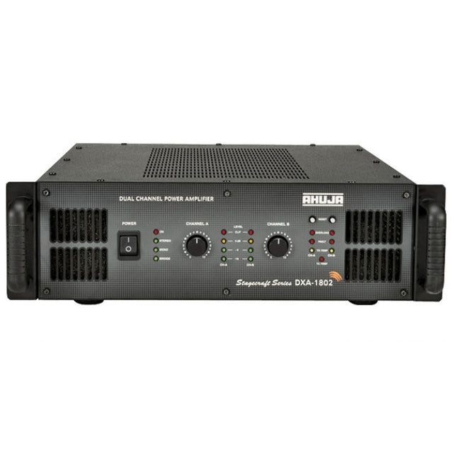 Ahuja PA Power Amplifier Model DXA-1802