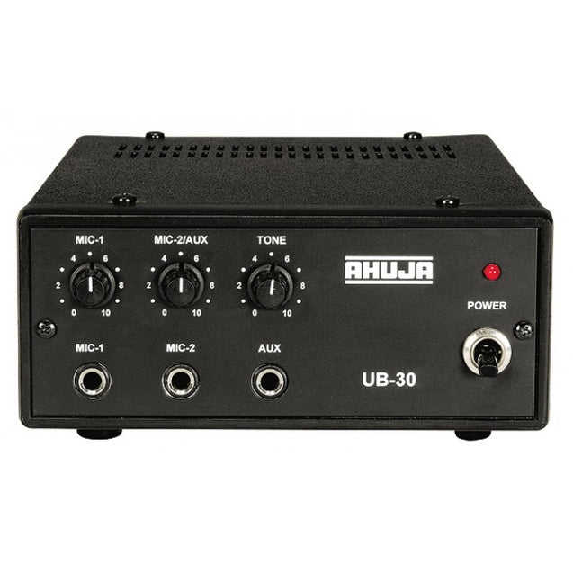 Ahuja PA Mixer Amplifier Model UB-30